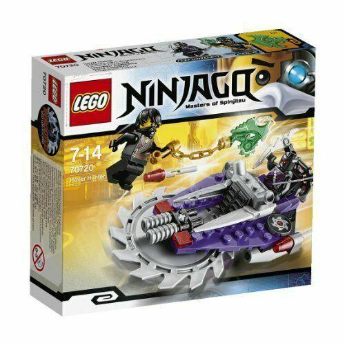 LEGO Ninjago 70720 Hover Hunter Toy Set New In Box Sealed #70720