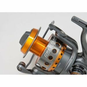 Akios-Cresta-AK90-Fixed-Spool-Spinning-Reel-66lb-Drag-for-Sharks-and-Jigging