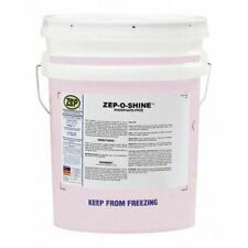 Zep 38235 5 Gal Concentrated Car Wash Pail Translucent Pink Liquid