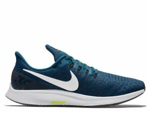 Details about NIKE AIR ZOOM PEGASUS 35 Running Trainers Casual Size 7.5 (EUR 42) Blue Force