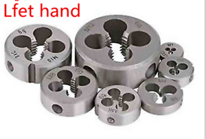1pc HSS Machine M30 X 2mm Plug Tap and 1pc M30 X 2.0mm Die Threading Tool