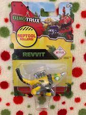 Mattel Dinotrux Reptool Rollers Revvit Vehicle