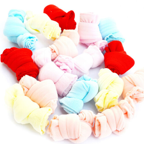 40 pairs Baby Candy Socks Kids Sock Casual Children/'s socks For 0-4 years old