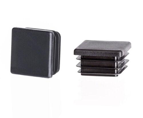 Slat Stopper Square Tube Caps Stopper Plugs Stoppers Plastic