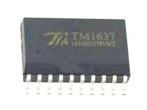 TM1637 smd sop-20 Chipset x 2 pcs  Envío peninsular gratis