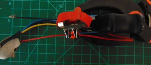 Variable Speed Drill Trigger Assembly for Parts or Experimentation or Robotics