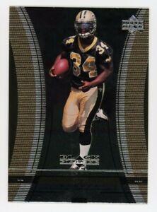 1999 UD Black Diamond RICKY WILLIAMS Rookie Card RC #113 New Orleans Saints