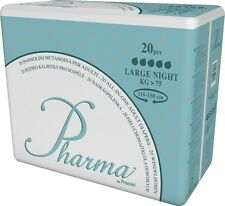 Pharma Slip Windeln mit Folie - Nacht - Large