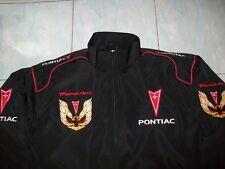 NEU PONTIAC TRANS AM Fan- Jacke schwarz jacket veste jas  jakka giacca