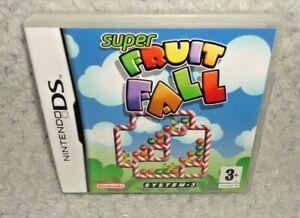 Super Fruitfall Nintendo DS Game
