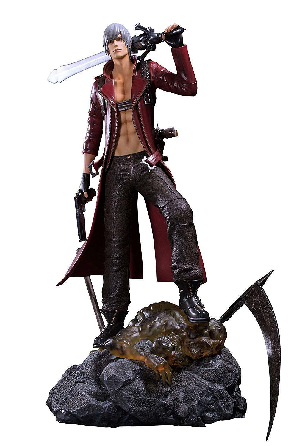 1 6 Devil May Cry 3 Dante Figure by Good Smile Company