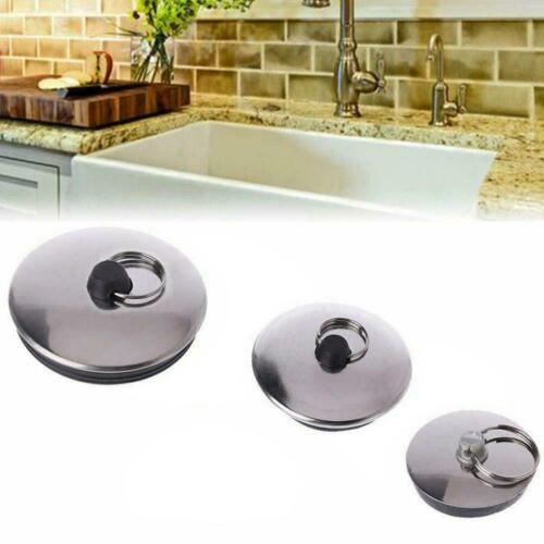 Kitchen Drain Plug Water Stopper Kitchen Bathroom Bath Sink Drainage Basin B1Z2