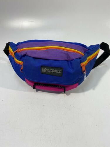 VTG EastSport East Sport Neon Colored Fanny Pack B