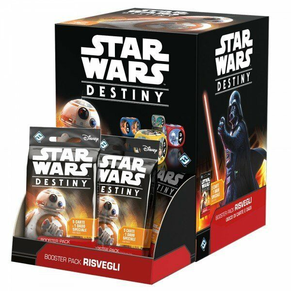 Star Wars Destiny: Booster Box Risvegli  36 pz. , Italiano