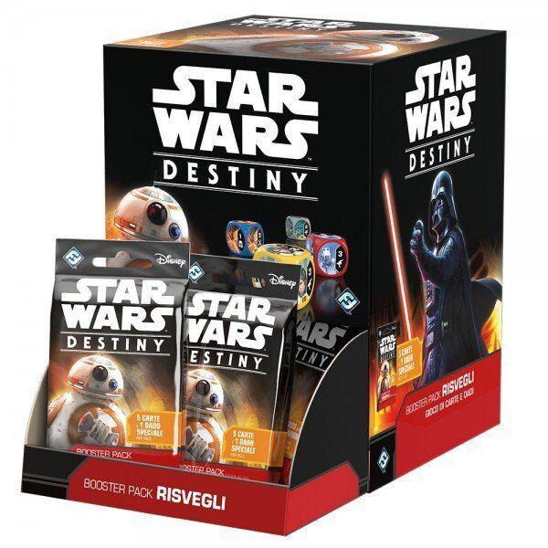 Star Wars Destiny: Booster Box Risvegli  36 pz. , Italiano