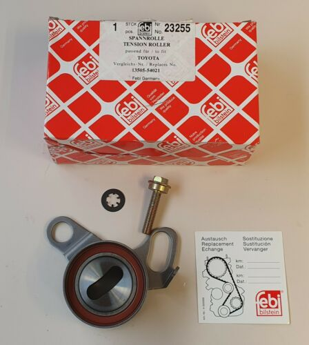 pack of one febi bilstein 40466 Tensioner Assembly for auxiliary belt
