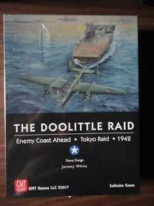The-Doolittle-Raid-Enemy-Coast-Ahead-by-GMT-Games-NEW-2017-mint-in-shrink