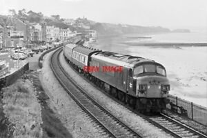 PHOTO-DIESEL-LOCO-AT-DAWLISH-2-1975