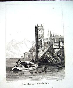 1836-VEDUTA-DELL-039-ISOLA-BELLA-SUL-LAGO-MAGGIORE