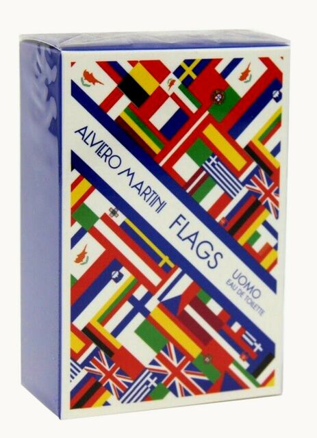Alviero Martini Flags Homme EDT 50 ML Spray
