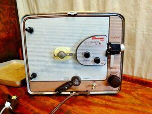 Vintage Kodak Brownie 500 Movie Projector 8mm in Original Box