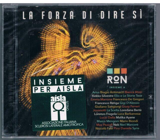 RON LA FORZA DI DIRE SI  - 2 CD F.C. SIGILLATO!!!