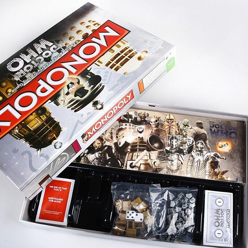 Monopol - arzt dr. die collector 's edition familie brettspiel neu versiegelt