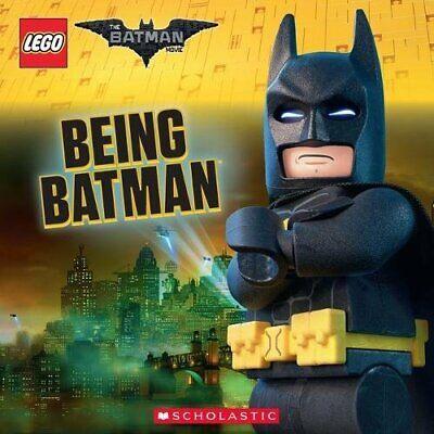 the lego batman movie: being batmanpetranek, michael book the fast free 9781407177267 | ebay
