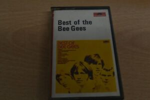 BEE GEES.  THE BEST OF THE BEE GEES     CASSETTE TAPE.