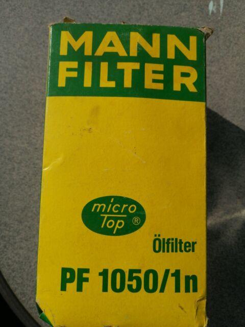 ÖLFILTER FILTRON OC 601//1