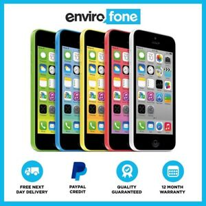 Apple-iPhone-5C-8GB-16GB-32GB-All-Colours-Unlocked-Refurbished-Smartphone