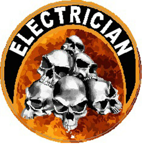electrician-with-flames-/&-skulls CE-24