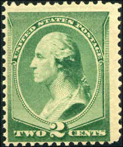 1887-US-213-A57-2c-Mint-Never-Hinged-Stamp-Catalogue-Value-120