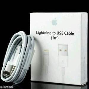 CABLE USB LIGHTNING POURIPHONE 5 5c 5s 6 6s IPAD ...@PRODUIT ORIGINAL APPLE !@
