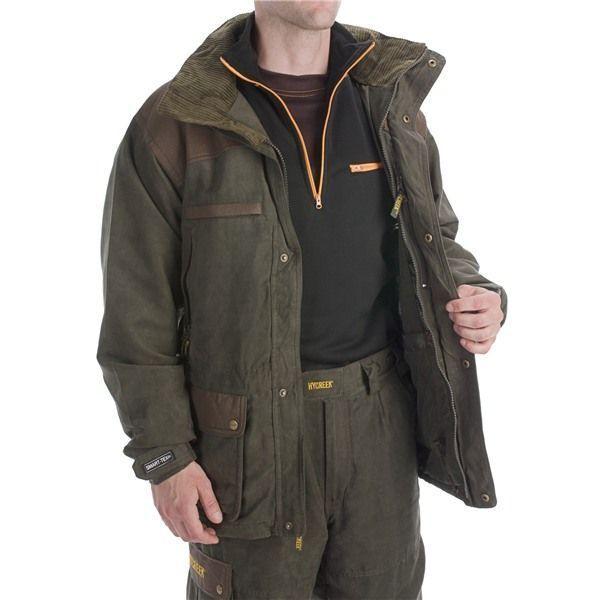 Hycreek Pro Ser. Hunters/Sportsmans 4pc Pkg_3XL Tall Jacket_3XL/32 Pants +uw Set