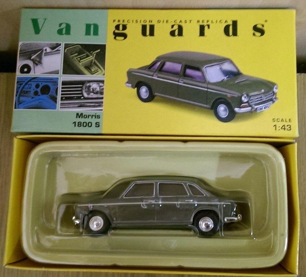 Corgi VA08900 Morris Morris Morris 1800S Antelope Green 678508