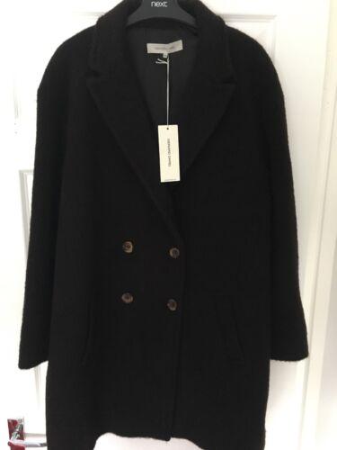 Womens 44 Size Coat Brown Darel Gerard Uk Wool 16 Bnwt TqwUFYO