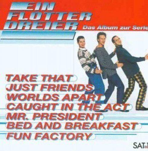 Ein Flotter Dreier (SAT.1-Serie, 1995/96) | CD | Worlds Apart, Backstreet Boy...