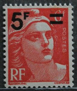 1949-FRANCE-TIMBRE-Y-amp-T-N-827-Neuf-SANS-CHARNIERE