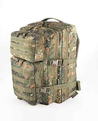 BW Bundeswehr Flecktarn Rucksack Bergrucksack Gebirgsjäger Army Mountain Pack US