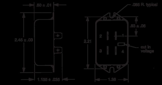 1.6K  Ohm 1//4 Watt Carbon Film Resistor 100 Pieces Prime Parts US Seller