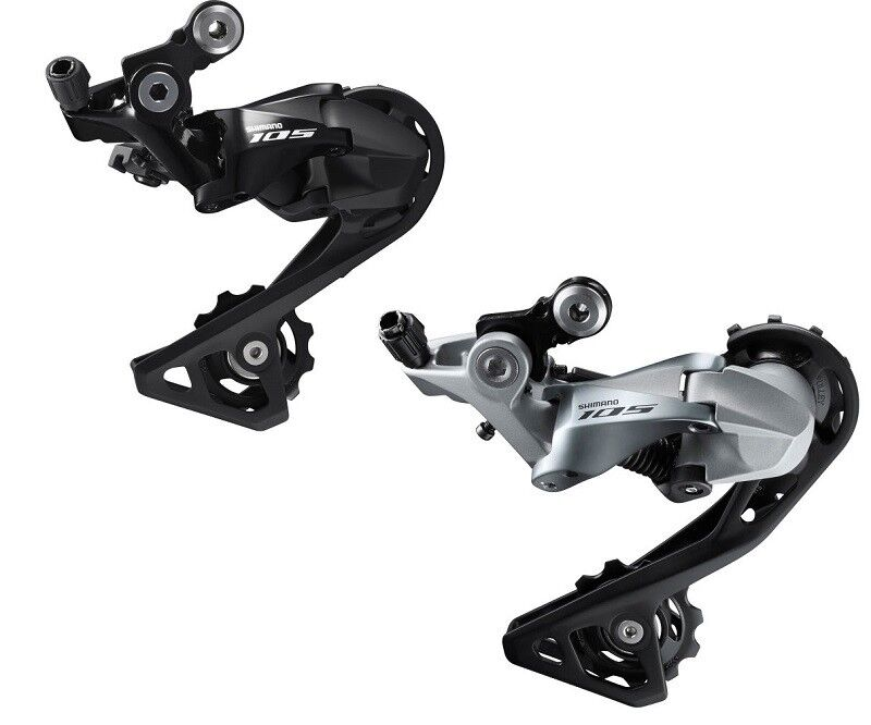 Shimano RD-R7000 Fahrrad-Schaltwerk 10511-fach schwarz/silber Kurz o. Mittellang