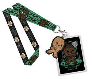 Star-Wars-Chewbacca-Pop-Lanyard-NEW-Funko