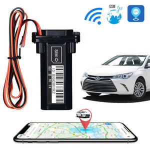 Vehicle Gps Tracking >> Details About Car Moto Vehicle Gps Tracker Gt02 Realtime Gsm Gprs Locator Tracking Device