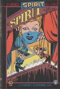 GLI-ARCHIVI-DI-SPIRIT-5-Cartonato-Kappa-Edizioni-2004-di-Wll-Eisner