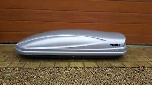 Roof Box Thule Atlantis 780 - HIRE ONLY - Day, Weekend ...