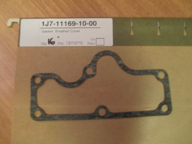 NOS Yamaha 77 78 79 80 81 XS 750 850 XS2 Breather Cover Gasket 1J7-11169-10