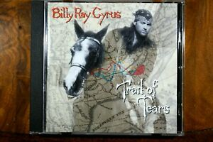 Billy-Ray-Cyrus-Trail-Of-Tears-CD-VG