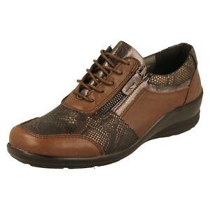 Femmes Avec Steffi Compatible Chaussures Double Décontractées Padders F6qrF0