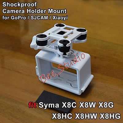 Camera Holder Shockproof Mount for GoPro SJCAM Syma X8C X8W X8G X8HC X8HW HG RC